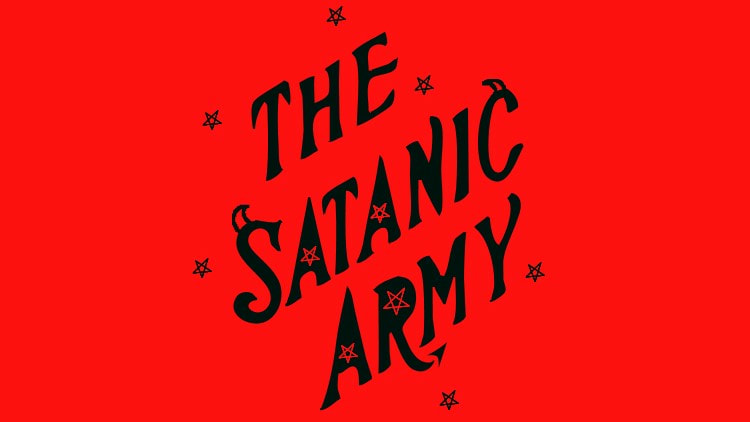 The Satanic Army would be a better organization than the Salvation Army hands down.