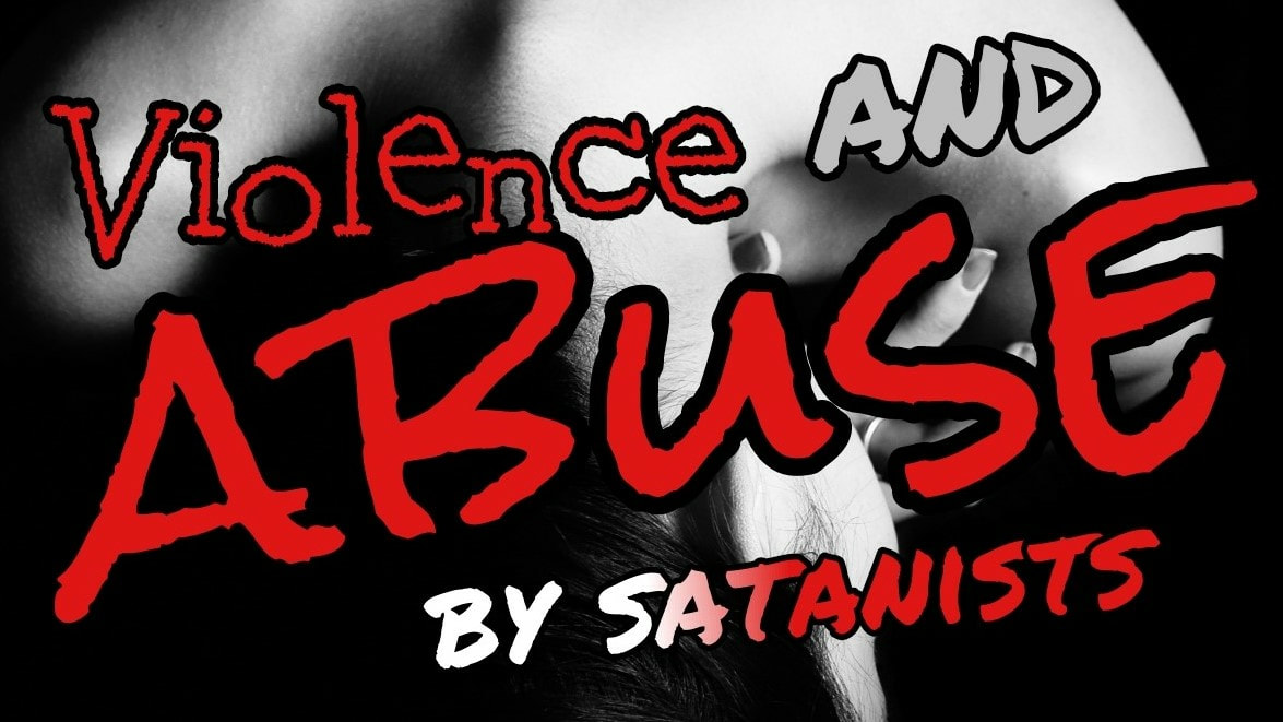 Violence and Abuse by Satanists in Satanism: Do you become responsible if you see something and do nothing? This blog is a true story about abuse in Satanism and what we need to do about it.